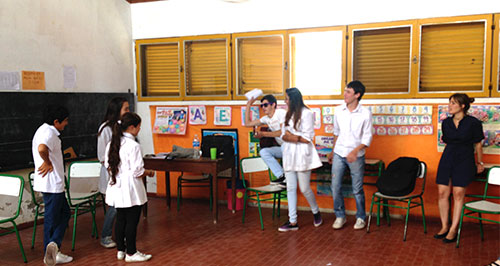 Forum Play at a primary school