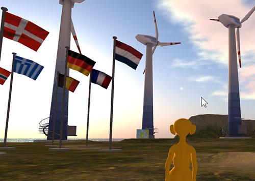 3D wind