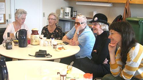 Teater klovn til Dansk Blindesamfund Amager